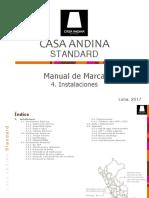 4. Manual Standard Instalaciones 24.10.2017