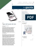 Reseña novela Rosa Montero