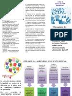 Triptico Funciones Educ Especial.