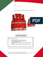 EPP - Body 07.2 - 3M Chaleco Drill