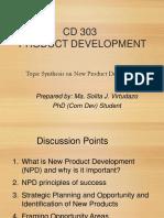 New Product Development-MSJ Virtudazo