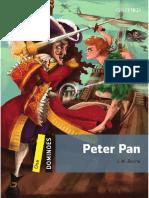 Peter Pan - Dominoes One (OUP)