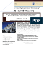 MGT-341 Disaster Preparedness for Hospitals and Healthcare Organizations
