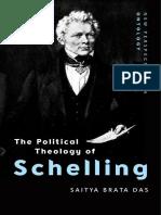 The Political Theology of Schelling - Saitya Brata Das