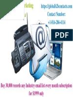 Hong Kong Fax Marketing Company Data