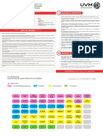 Licenciatura en Aministracion de Empresas Plan de Estudios