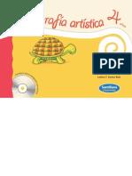 3Caligrafía Artísitica (4 Años) Santillana