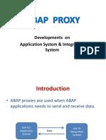 Abap- Proxy