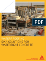 Watertight Concrete Construction Solutions Eng Brochure