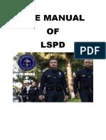 Manual LSPD