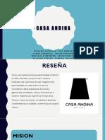 CASA ANDINA MKT .pptx