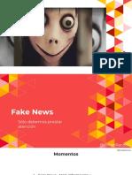 Fake News - Solo Debemos Prestar Atención