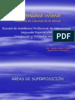 Areas de superposición