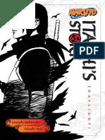 Naruto Shinden - Volume 01 - Itachi Shinden - Book of Daylight [VIZ][CalibreV1DPC]