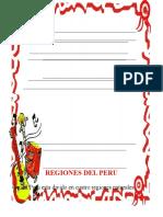 Las Regiones Del Peru (1)