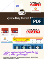 Vyoma October 8th Current Affairs (1)