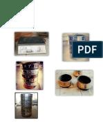 Fotos de Algunos Materiales