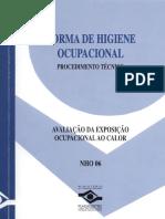 NHO 06 - Avaliação da Exposição Ocupacional ao Calor.pdf.pdf