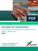 INFORME DE DESEMPEÑO DE DPW