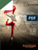 Instrumentos psicológicos para medir regulación emocional español