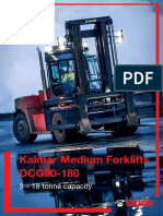 Sales & Technical Brochure - DCG90-180, English