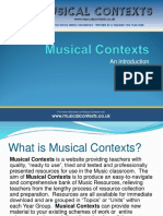 MusicalContexts.ppt