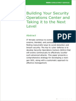 Building Your Own Security Operations Center
