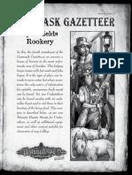 Gasmask Gazetteer Spitalfields Rookery