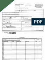 Cory Booker Financial Disclosure Form