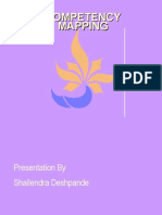 Competency Mapping 142