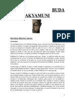 Buda Sakyamuni, y el pensamiento de Borges.