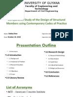 Proposal Presentation - Siddiq Khan - 1015831