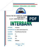 banco interbank trabajo