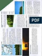 La Brochure distribuée sur le Chagos Archipelagos