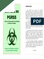 CARTILHA DO PROGRAMA DE GERENCIAMENTO DE RESÍDUOS DE SERVIÇOS DE SAÚDE (PGRSS).pdf