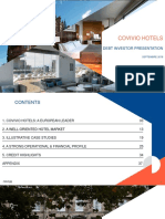 Covivio Hotels Bond Investor Presentation