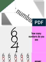 dinamica numeros
