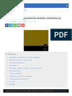 Www Hispasonic Com Tutoriales Sintesis 6 Fundamentos Sintesis Sustractiva i 38468