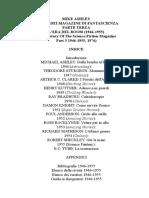 AV - Storia Dei Magazine Di Fantascienza 1 (1926-1935)