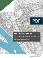 South Allison Hill Brownfields Area-Wide Plan