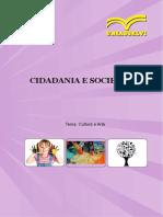 Cidadania e Sociedade - Artes
