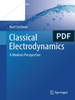 [UNITEXT for Physics] Kurt Lechner - Classical Electrodynamics_ A Modern Perspective (2018, Springer).pdf