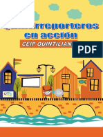 Revista Quintirreporteros. CEIP Quintiliano. Curso 19-20