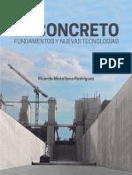 EL CONCRETO Fundamentos y nuevas tecnologías.pdf