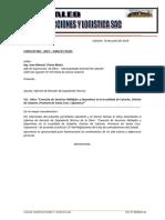 Informe de Compatibilidad Obra Catache