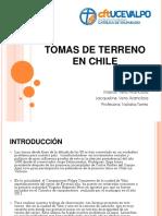 Tomas de Terreno en Chile