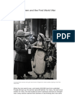 Indian Women and the First World War