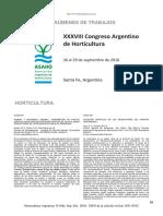 Congreso de Horticultura 39°