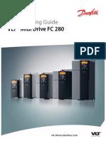 Programming Guide VLT Midi Drive 280 SW v1.1x