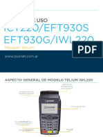 Manual Ingenico ICT220